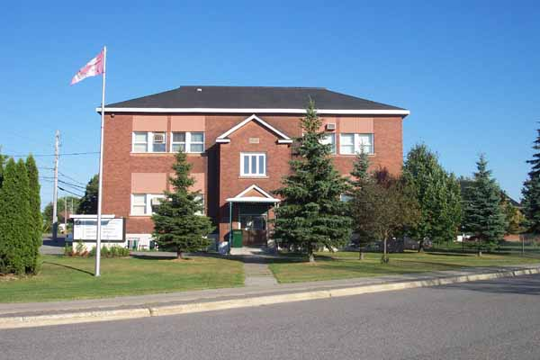 Photo of the Capreol Library as found on the City of Greater Sudbury Public Library website