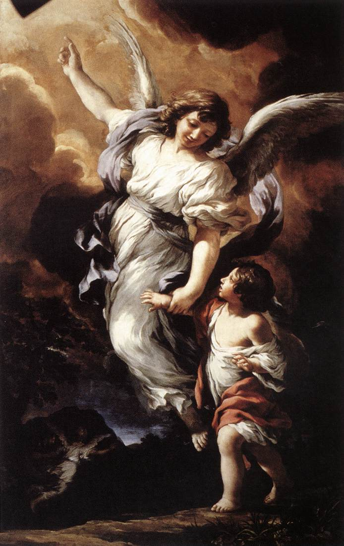 Cortona Guardian Angel - Are There Guardian Angels in Sudbury and Northern Ontario